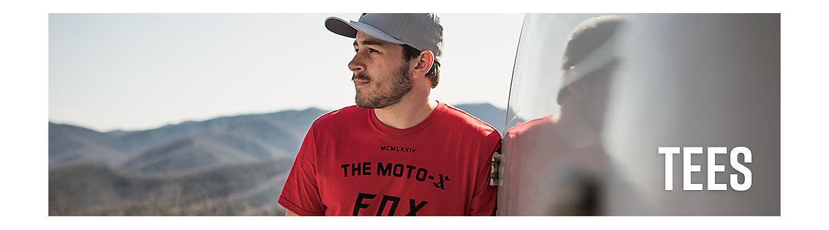 5f4fc3c6426 Men s Tees - Fox Racing® T-Shirts - Official FoxRacing.com