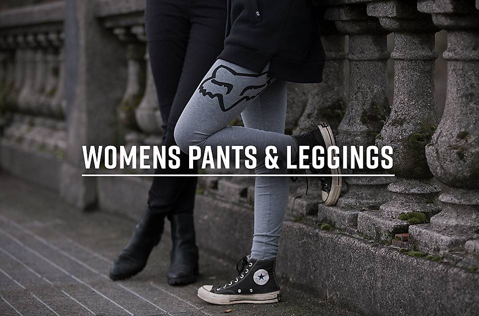 Women's Pants & Leggings