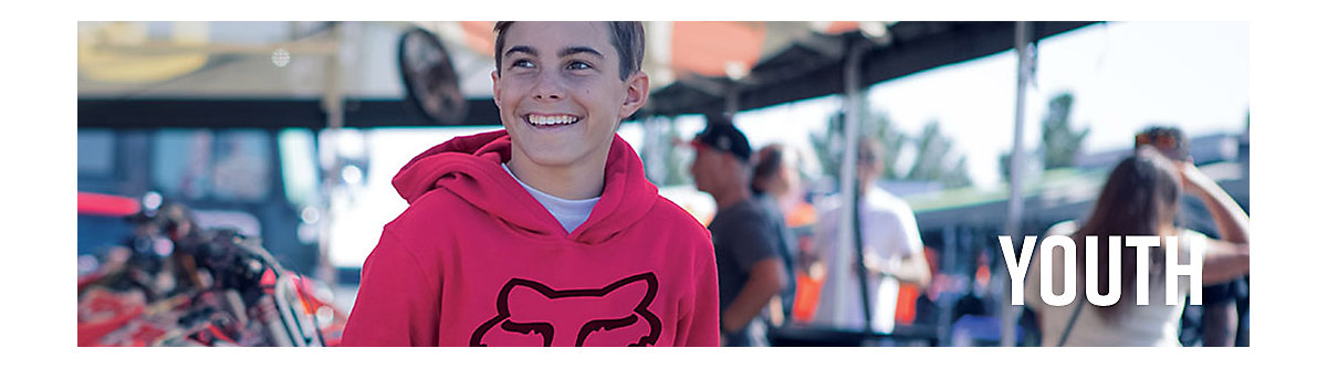 Youth Clothing & Accessories - Fox Racing® Kids - Official FoxRacing com