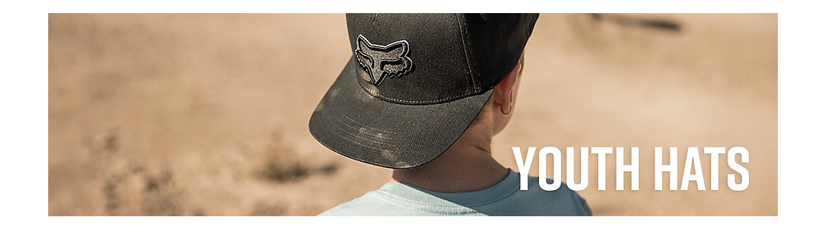 02a833bdadc Fox Boys Hats ACCESSORIES - Fox Racing® Gifts - Official Foxracing.com