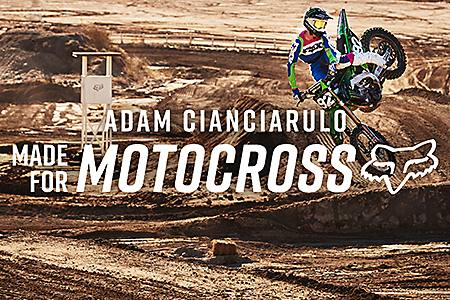 Jr  Motocross