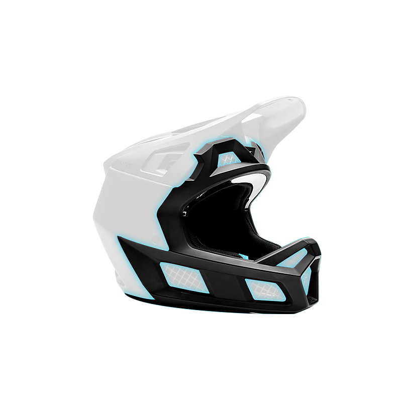 CAGE™ helmet feature