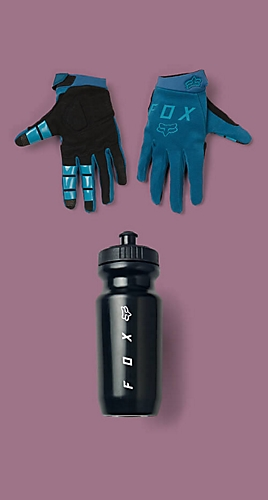 mtb womens glove set