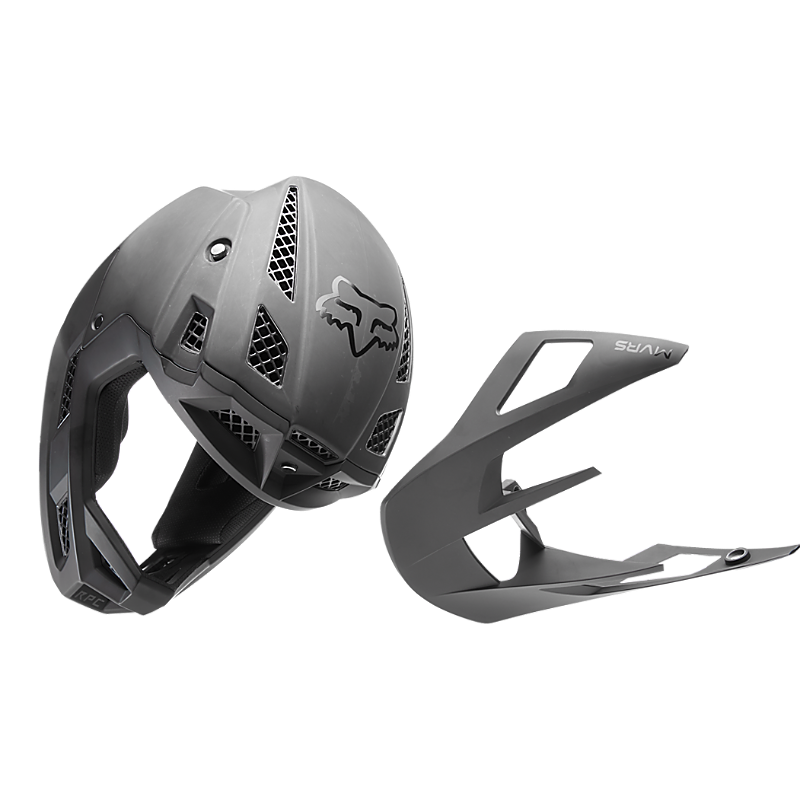 MAGNETIC VISOR RELEASE SYSTEM 2.0 helmet feature