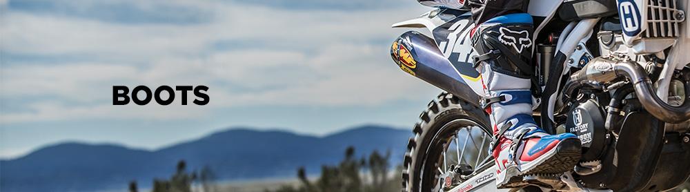 Dirt Bike Motocross Boots Fox Racing Moto Official