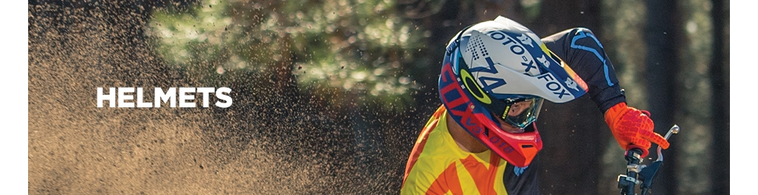 Dirt Bike & Motocross Helmets - Fox Racing® Moto - Official FoxRacing.com