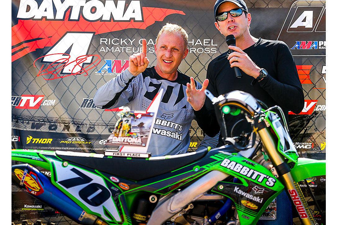 RCSX DAYTONA RACE RECAP