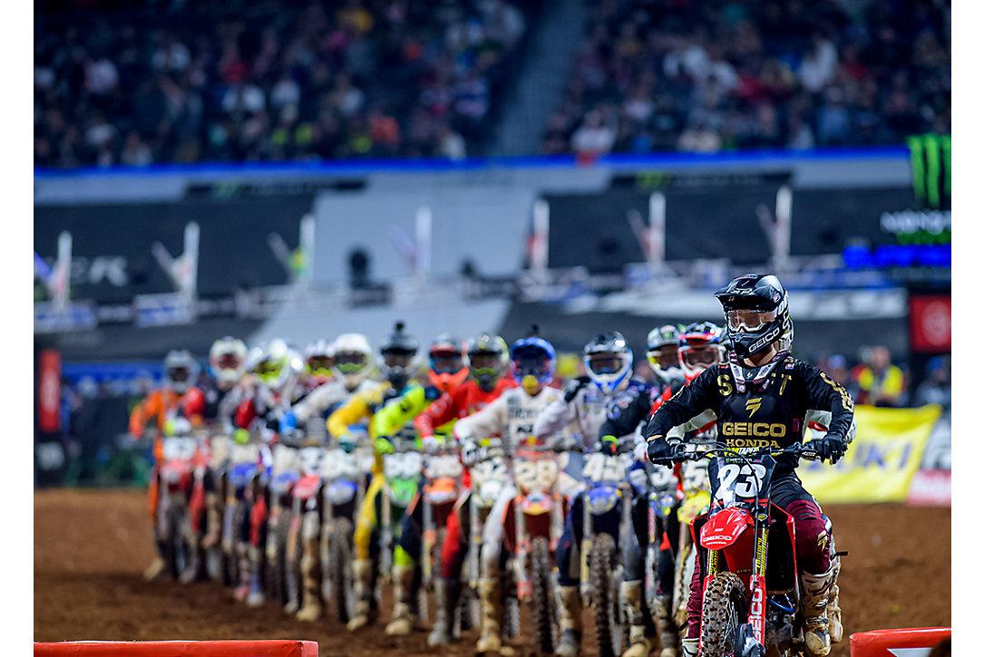 ATLANTA SX RACE RECAP