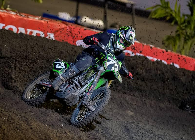 DAYTONA SX RACE RECAP