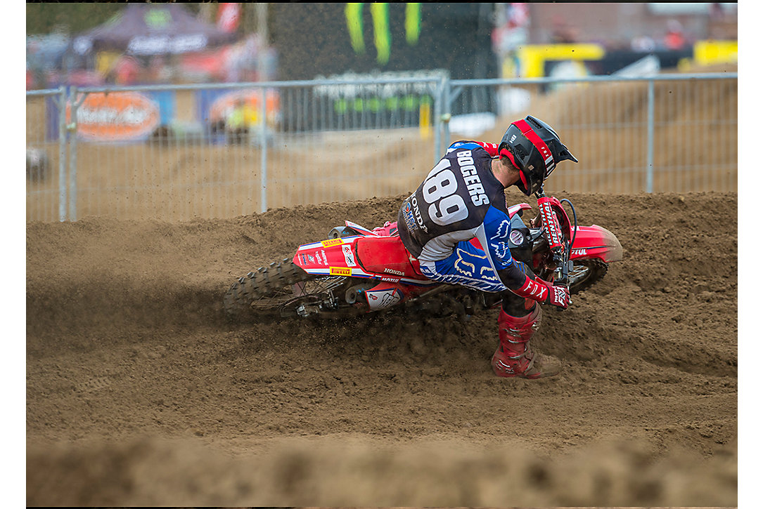 Tim Gajser Conquers Lommel