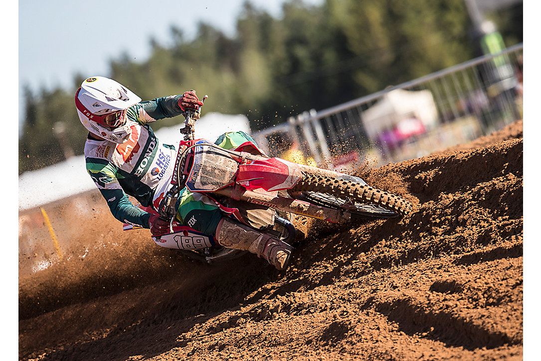 GAJSER TAKES HIS 5TH MXGP WIN