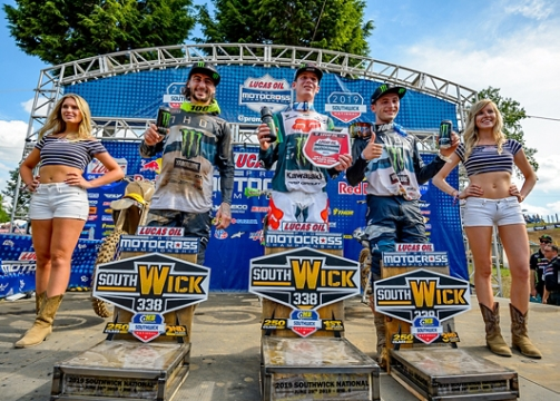 ADAM CIANCIARULO BACK ON TOP AT SOUTHWICK