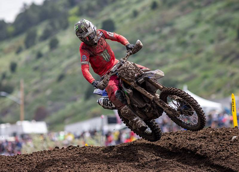 ROCZEN TAKES THE POINTS LEAD AT THUNDER VALLEY