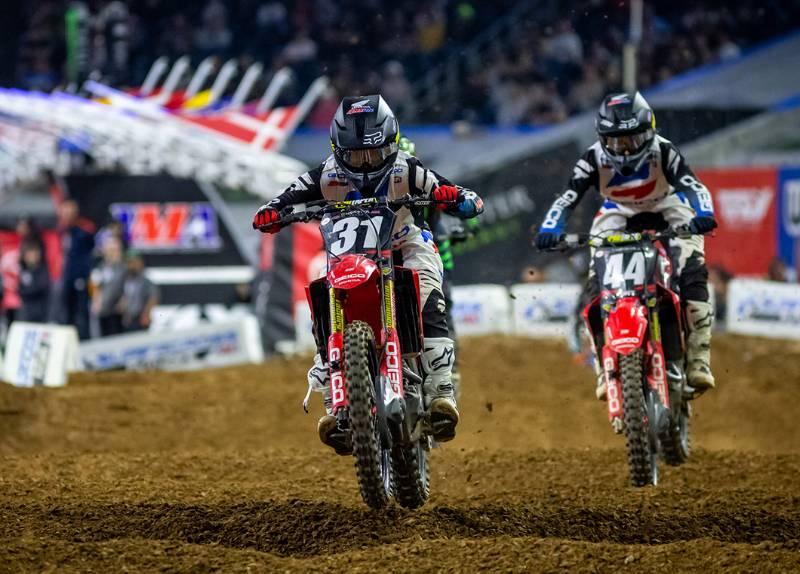 HOUSTON SX RACE RECAP