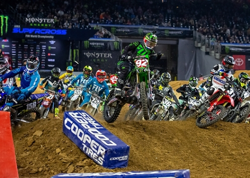 HOUSTON SX RACE RECAP