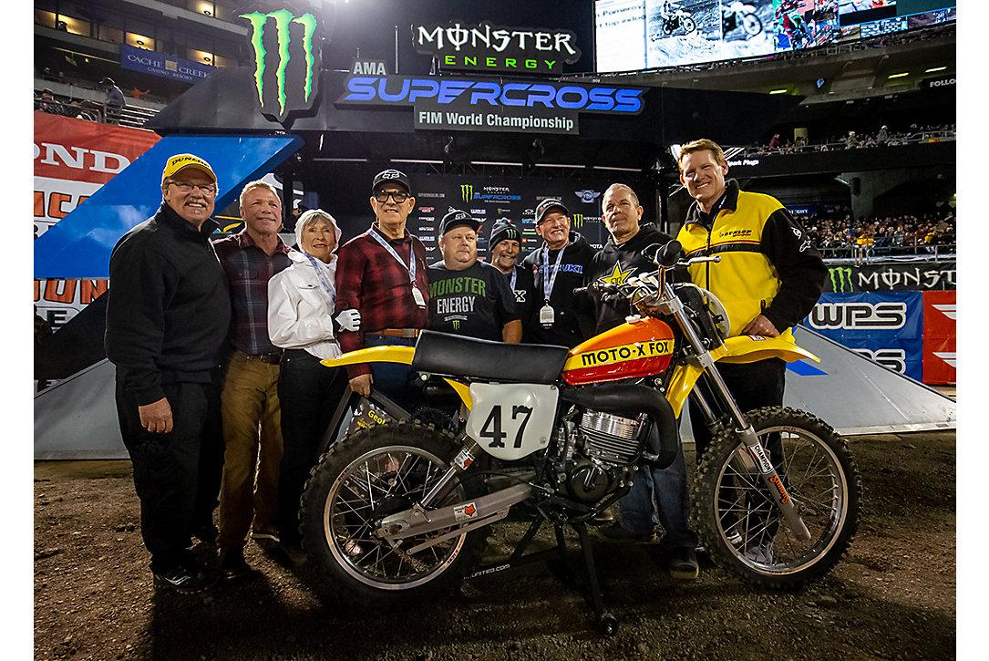 Oakland SX Race Recap