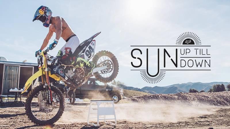 FOX MX PRESENTS | Ken Roczen | Sun Up Till Sun Down