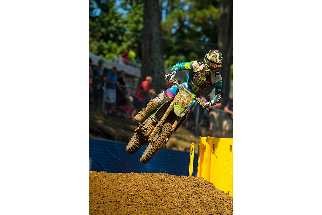 Ken Roczen Seals the 2016 450 Pro Motocross Championship with Another 1-1 Performance at Budds Creek