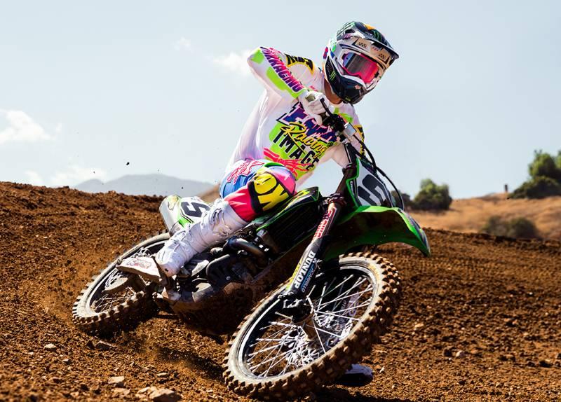 Adam Cianciarulo Makes his 450 Debut in Castr Gear