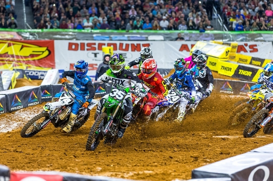 Arlington, TX - Supercross Race Recap