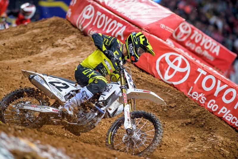 Atlanta, GA - Supercross Race Recap