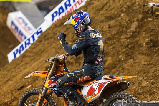 ATLANTA, GA SX RESULTS & PHOTO GALLERY