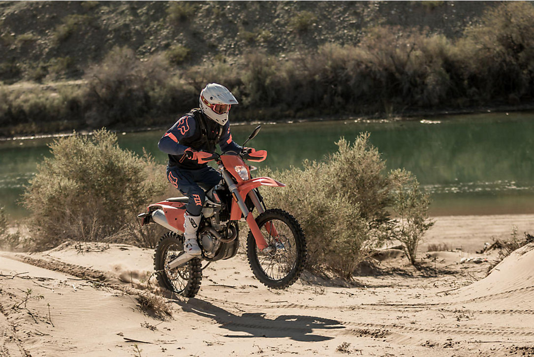 Cycle World: Where I've Been Riding - Legion Offroad Review