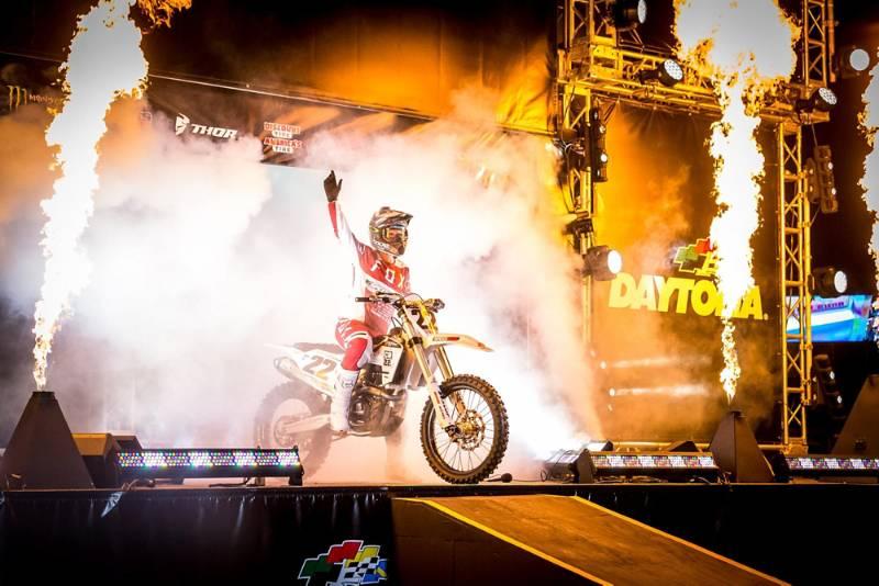 Daytona, FL - Supercross Race Recap