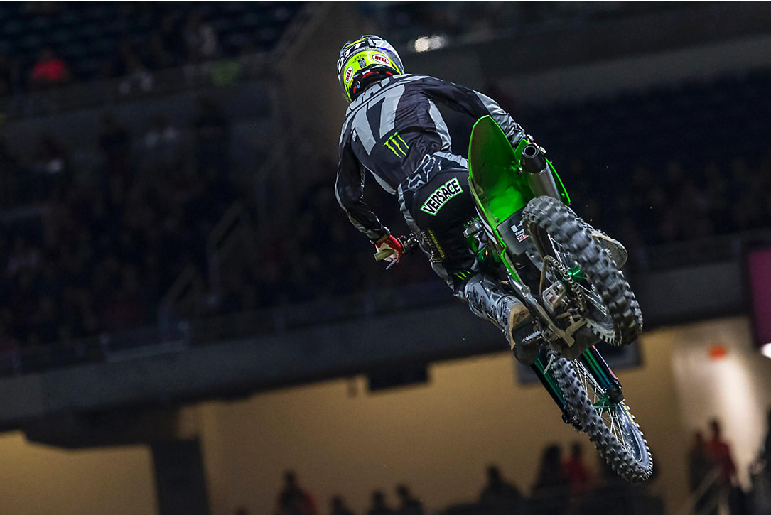DETROIT SX RESULTS & PHOTO GALLERY
