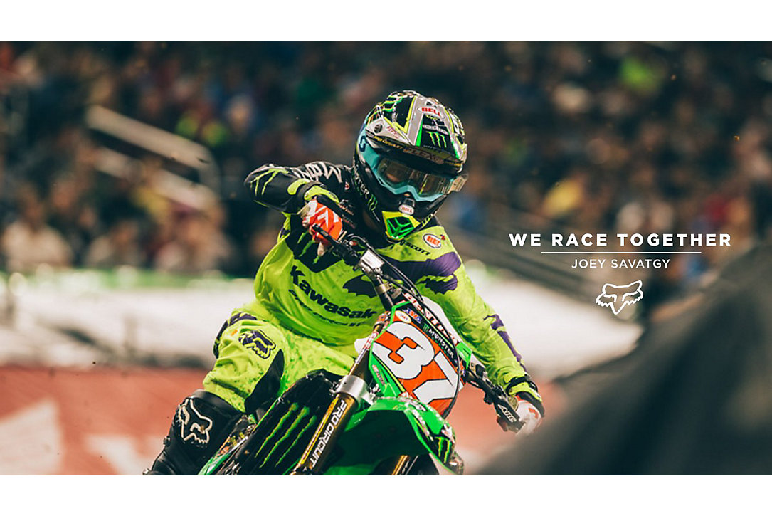 Fox MX Presents | Joey Savatgy | We Race Together
