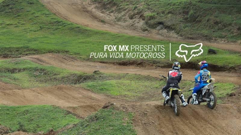 Fox MX presents   Pura Vida Motocross