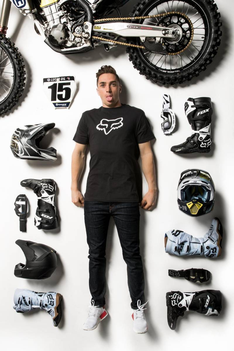Fox Racing Welcomes Dean Wilson to The Team!