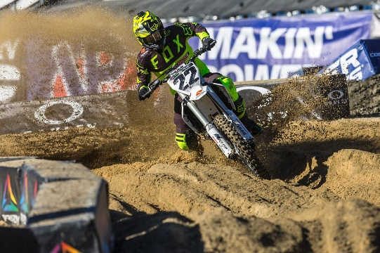 Foxborough, MA - Supercross Race Recap