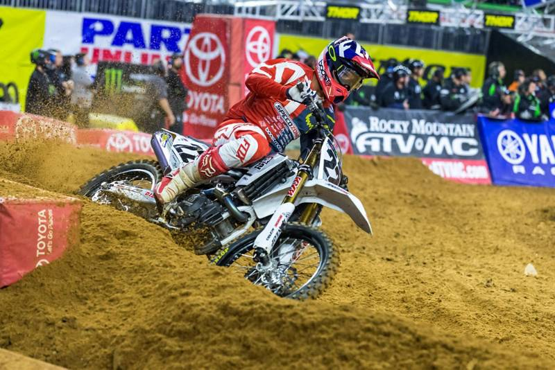 Gear Check - Chad Reed