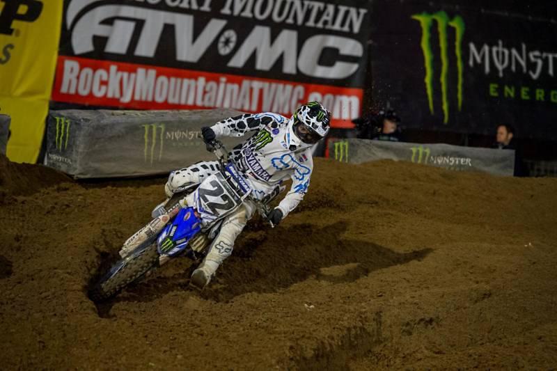 Glendale AZ SX Results & Photo Gallery