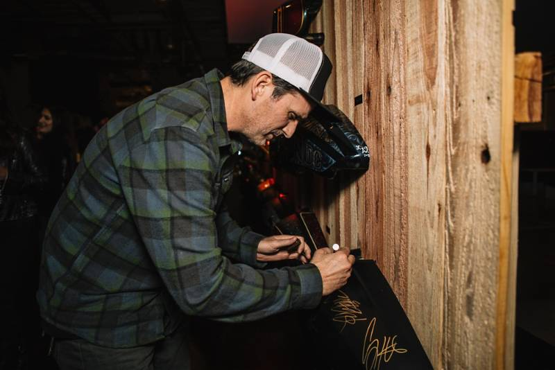 Good Ride's Tanks for Troops - Hosted by Carey Hart & Indian Motorcycle