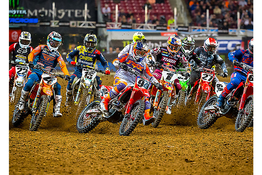 How to Watch Supercross