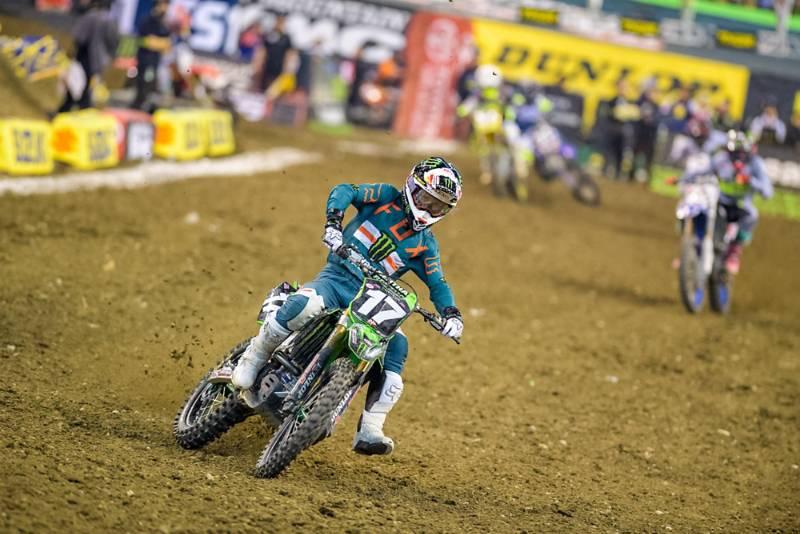 Indianapolis, IN - Supercross Race Recap