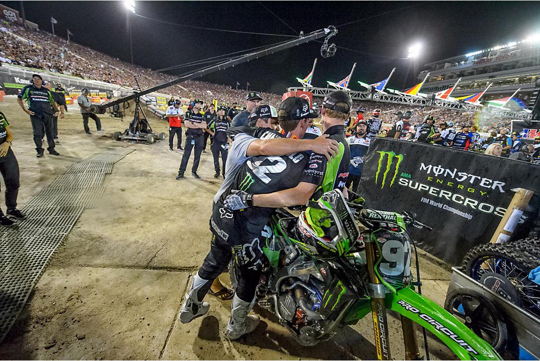 Las Vegas, NV - Supercross Race Recap