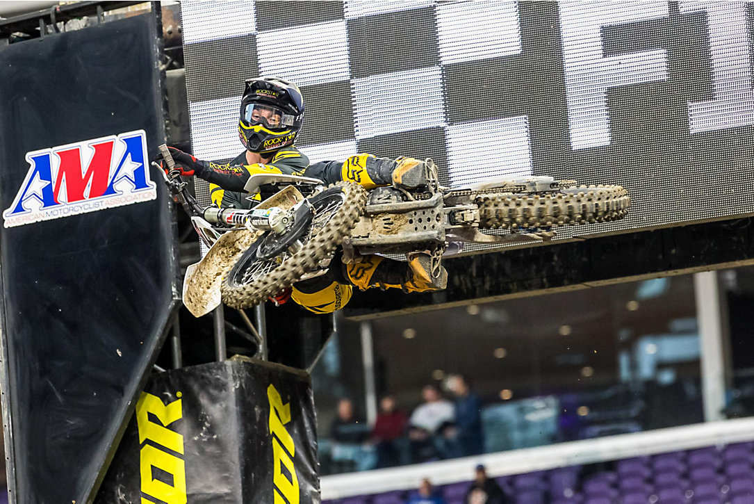 Minneapolis, MN - Supercross Race Recap