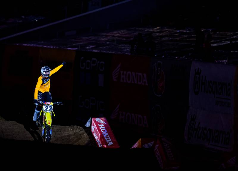 Minneapolis SX Race Recap