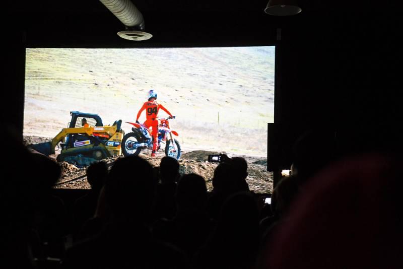Moto-X Lab | Original Future Premiere