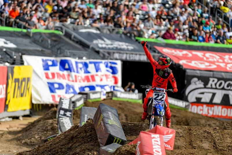 NEW JERSEY SX RESULTS & PHOTO GALLERY