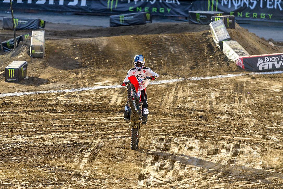 Oakland, CA - Supercross Race Recap
