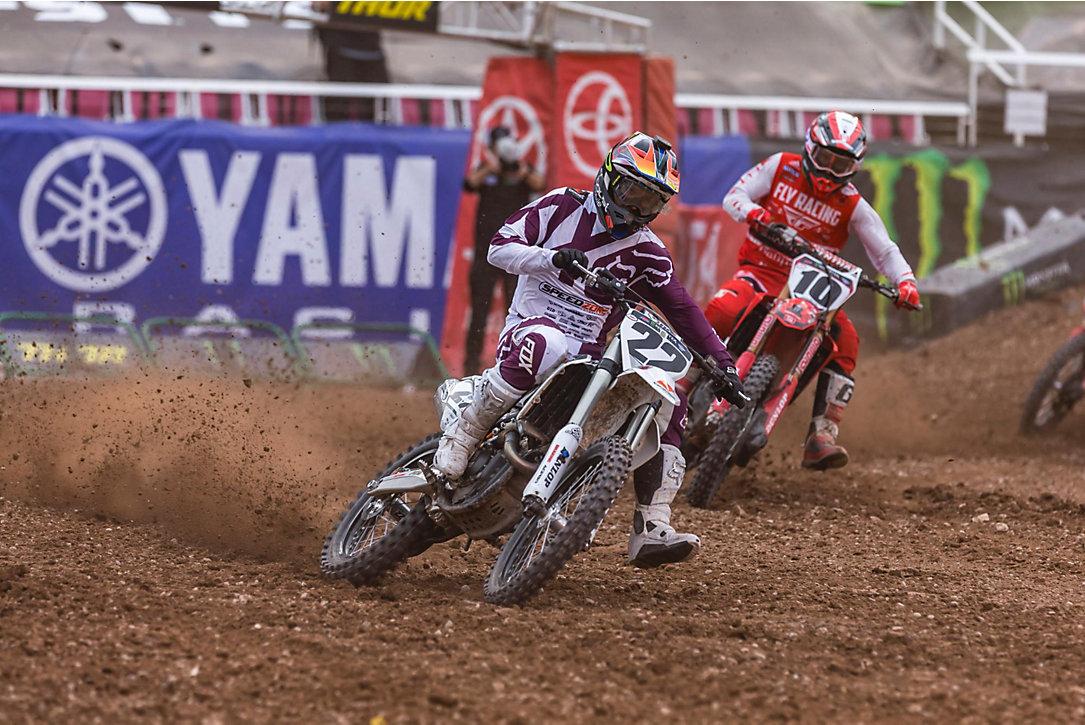 Salt Lake City, UT - Supercross Race Recap