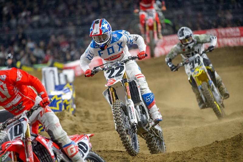 San Diego, CA - Supercross Race Recap
