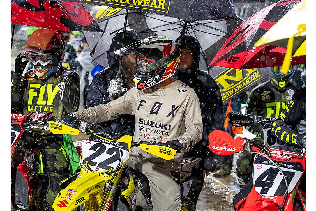San Diego SX Race Recap
