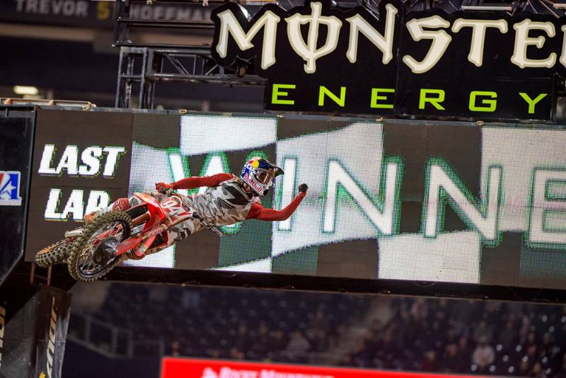 San Diego SX Results & Photo Gallery