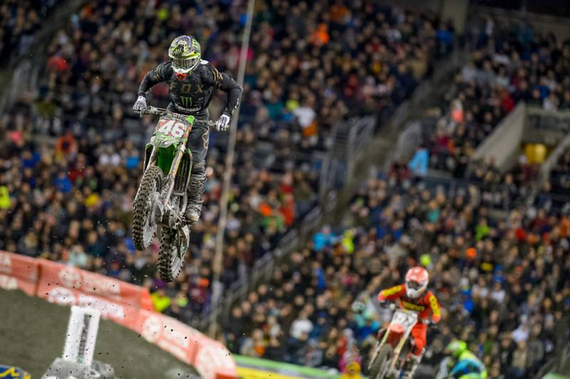 SEATTLE SX RESULTS & PHOTO GALLERY