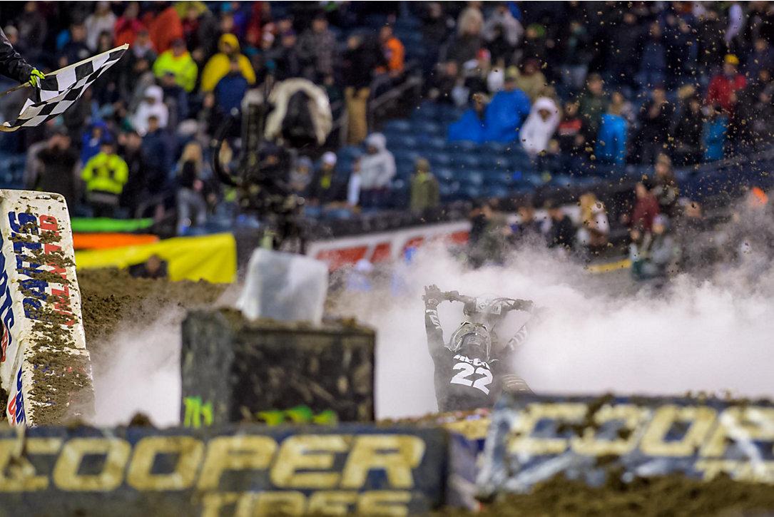 SEATTLE, WA - SUPERCROSS RACE RECAP